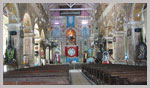 SANTA CRUIZ BASILICA CHURCH cochin,SANTA CRUIZ BASILICA CHURCH image,SANTA CRUIZ BASILICA CHURCH picture,roman cathaolic church,portuguese architecture